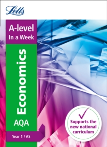 A-level economicsYear 1 (and AS)