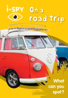 Image for i-SPY On a road trip : What Can You Spot?
