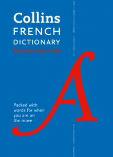 Image for Collins pocket French dictionary