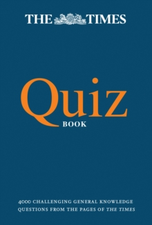 Image for The Times quiz book