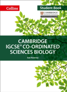 Image for Cambridge IGCSE co-ordinated sciences biology student book