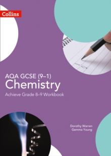 AQA GCSE chemistry 9-1Grade 8/9,: Booster workbook
