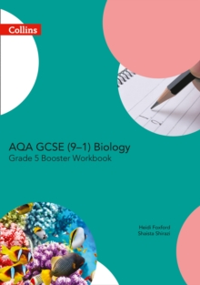AQA GCSE (9-1) biology grade 5 booster: Workbook