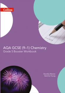 AQA GCSE (9-1) chemistryGrade 5 booster workbook