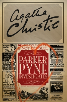 Image for Parker Pyne investigates