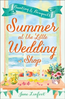 Image for Summer at the little wedding shop