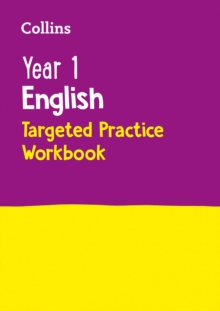 Year 1 English  : new curriculum: Targeted practice workbook - Collins KS1