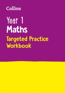 Year 1 maths: Targeted practice workbook - Collins KS1