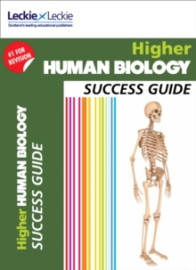 CfE Higher human biology success guide - Leckie