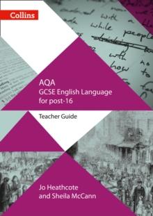 Image for AQA GCSE English Language for post-16 : Teacher Guide