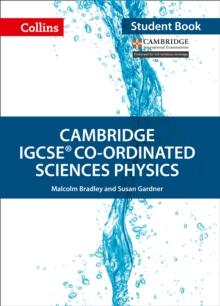 Image for Cambridge IGCSE co-ordinated sciences physics student book