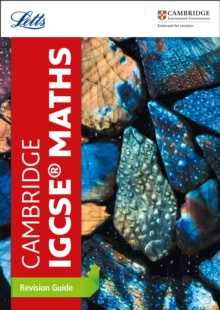 Image for Cambridge IGCSE maths: Revision guide