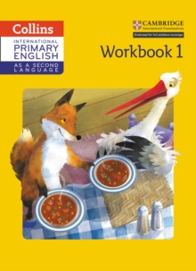 Image for Cambridge primary English as a second languageStage 1,: Workbook