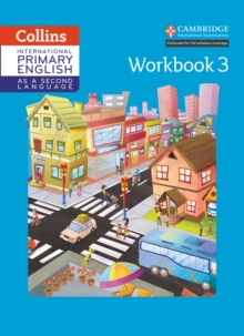 Image for Cambridge primary English as a second languageStage 3,: Workbook