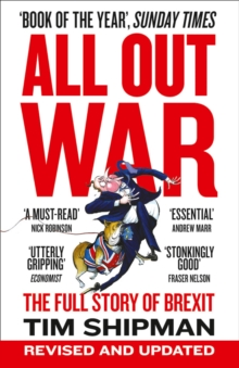 Image for All out war  : the full story of Brexit