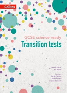 Image for GCSE science ready transition tests for KS3 to GCSE
