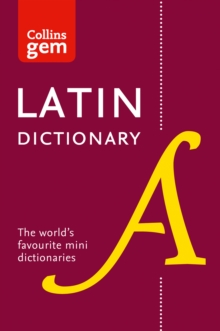 Image for Collins Latin dictionary