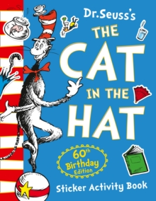 Image for The Cat in the Hat Sticker Activity Book