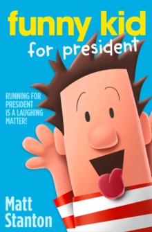 Image for Funny kid for president