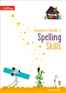 Image for Spelling skillsTeacher's guide 1