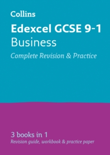 Edexcel business  : all-in-one revision and practice - Collins GCSE