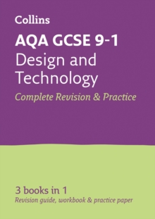 AQA GCSE design & technology  : all-in-one revision and practice - Collins GCSE