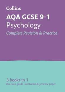 Image for AQA GCSE psychology  : all-in-one revision and practice