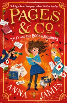 Tilly and the bookwanderers - James, Anna
