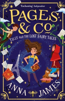 Tilly and the lost fairy tales - James, Anna