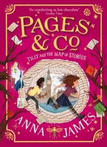 Image for Tilly and the map of stories