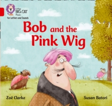 Image for Bob and the big red wig