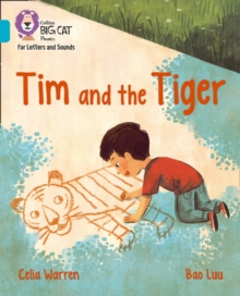 Image for Tim and the tiger