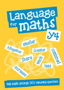 Image for EAL support  : Language for maths teacher resourcesYear 4