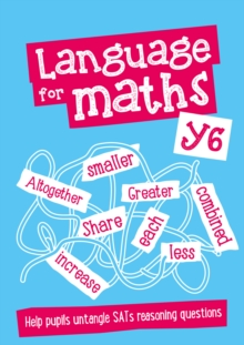 Image for EAL support  : anguage for maths teacher resourcesYear 6