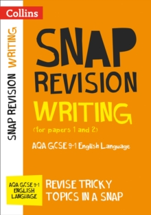 Image for Writing (for papers 1 and 2)  : English languageAQA GCSE