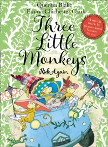Image for Three little monkeys ride again
