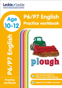 Image for P6/P7 English Practice Workbook : Extra Practice for Cfe Primary School English
