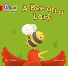 Image for A bee on a lark