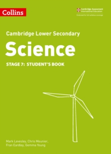 Image for Cambridge lower secondary scienceStage 7,: Student's book