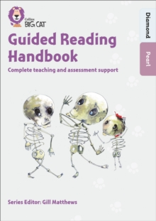 Image for Collins big cat guided reading handbook  : complete teaching and assessment support: Diamond to pearl