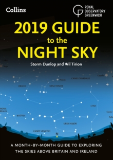 2019 guide to the night sky - Dunlop, Storm