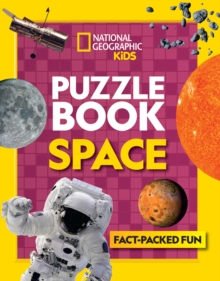 Image for Puzzle Book Space : Brain-Tickling Quizzes, Sudokus, Crosswords and Wordsearches