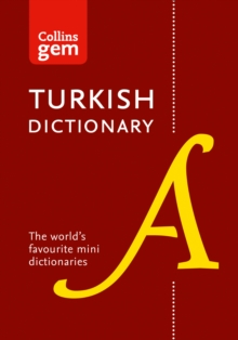 Image for Turkish gem dictionary