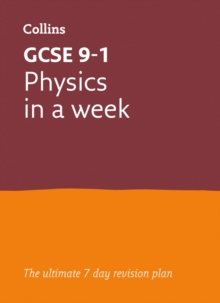 GCSE 9-1 Physics In a Week