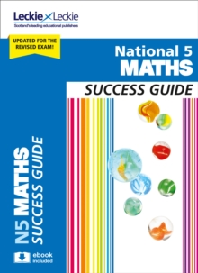 National 5 maths: Success guide - Nisbet, Ken