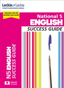 Image for National 5 English success guide