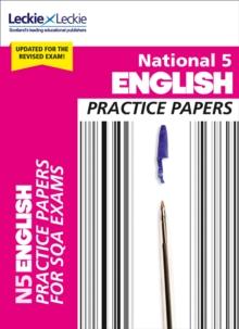 Image for National 5 English