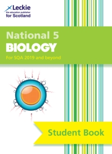 Image for National 5 biology: Student book