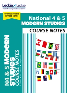 Image for National 4/5 modern studies: Course notes