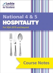 National 4/5 hospitality course notes - Hepburn, Edna